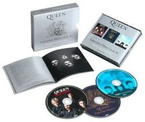Queen-Platinum-Collection-Greatest-Hits-1-3-New-CD-Boxed-Set