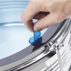 6pcs set snare drum mute pad drum damper gel pads snare tom drum muffler db. Black Bedroom Furniture Sets. Home Design Ideas