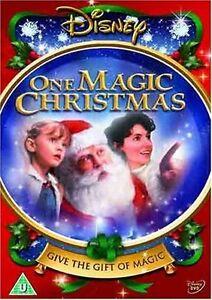 Wenn-Traeume-wahr-waeren-DVD-NEU-DEUTSCH-One-Magic-Christmas-von-Walt-Disney