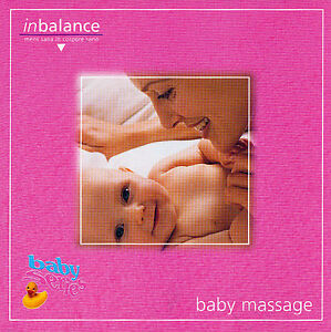 Stephan-North-inbalance-Baby-Massage-BRAND-NEW-CD