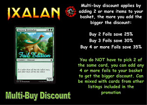 4x Prosperous Pirates MtG Ixalan Pack Fresh Mint//Near Mint x 4