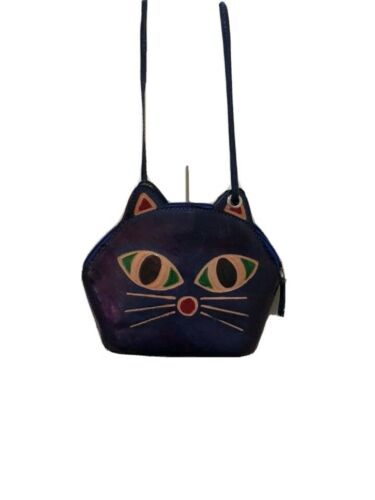 Cat Purse From Italy