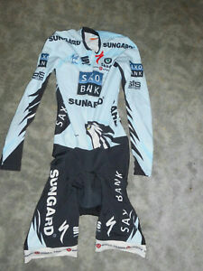 Sportful Team Saxobank Specialized LS TT Skinsuit Aero Body