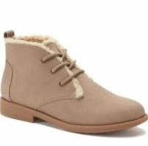 8760fbb9e83 NWT Women's SONOMA Goods for Life™ Melina Chukka Ankle Boots Taupe ...