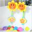 Bebe-bano-juguete-ninos-GIRASOL-Spray-ducha-de-agua-grifo-de-la-banera-ninos-bano-Edu miniatura 2