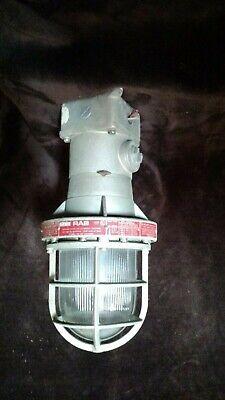 RAB Explosionproof Light Fixture for Hazardous Locations