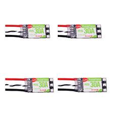 4 PCS Racerstar RS30A Lite 30A Blheli_S 16.5 BB1 2-4S Brushless ESC