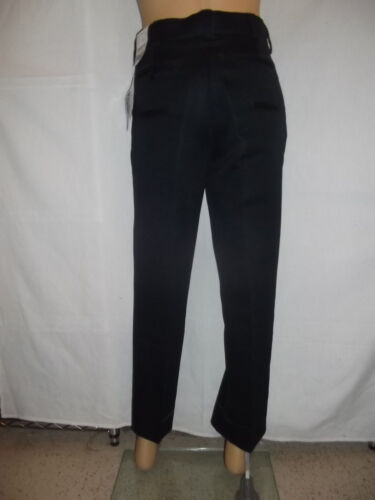 BLAUER CLASSACT 8652P8F ELASTIQUE TROUSERS PANTS UNIFORM DARK NAVY NWT