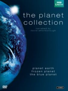Nuovo Planet Earth / Frozen Planet / The Blu Planet DVD
