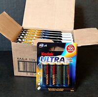48 Kodak Aa Ultra Digital Camera Batteries ( 140 3591 ) 2019 Free Shipping