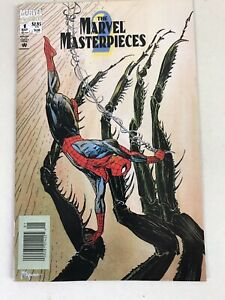 Marvel-Masterpieces-Book-2-1994-Collection-Of-Marvel-Artist-Artwork