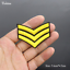Patch-Toppa-Esercito-Militare-Military-AirBorne-AirForce-Ricamata-Termoadesiva Indexbild 18