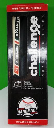 Challenge Criterium 320 Tire SC Series Handmade Clincher 700x23 320tpi Blk//Wht