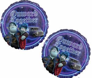 SET-OF-2-Onward-Disney-Pixar-Foil-Balloons-Birthday-Party-Decoration-Free-Ship
