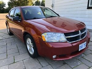 2009 Dodge Avenger CERTIFIED!!