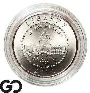 2001-S-U-S-Capitol-Visitor-Center-Commemorative-Half-Dollar