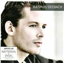 CD Rasmus Seebach, mit Engel + Natteravn, 2009 Dänemark, dänisch, NEU