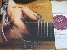 HQS 1175 Alirio Diaz plays Guitar Music of Spain and Latin America