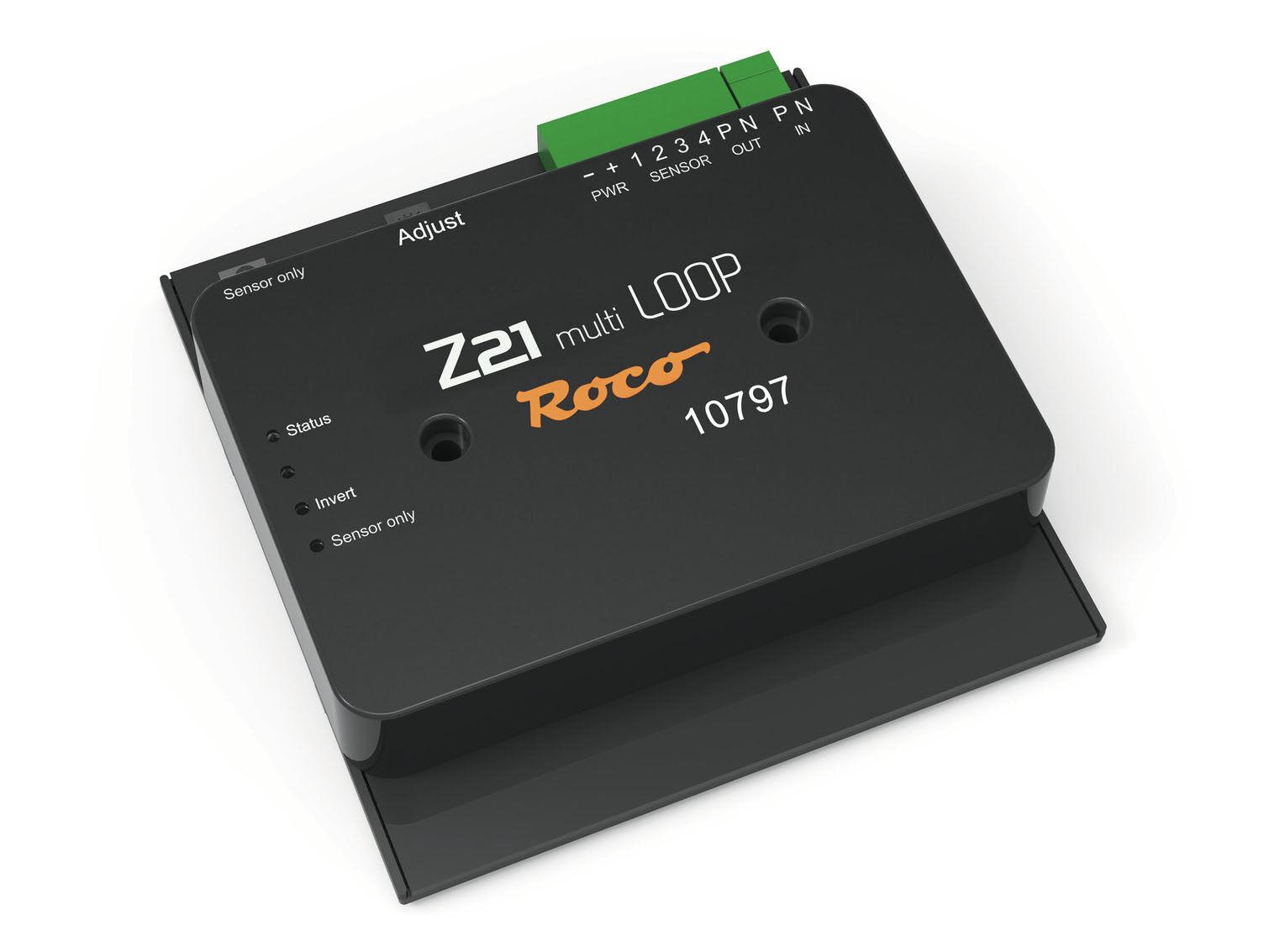 al prezzo più basso ROCO 10797-digitale zione loop modulo modulo modulo z21 multi-loop Traccia N-NUOVO  in linea
