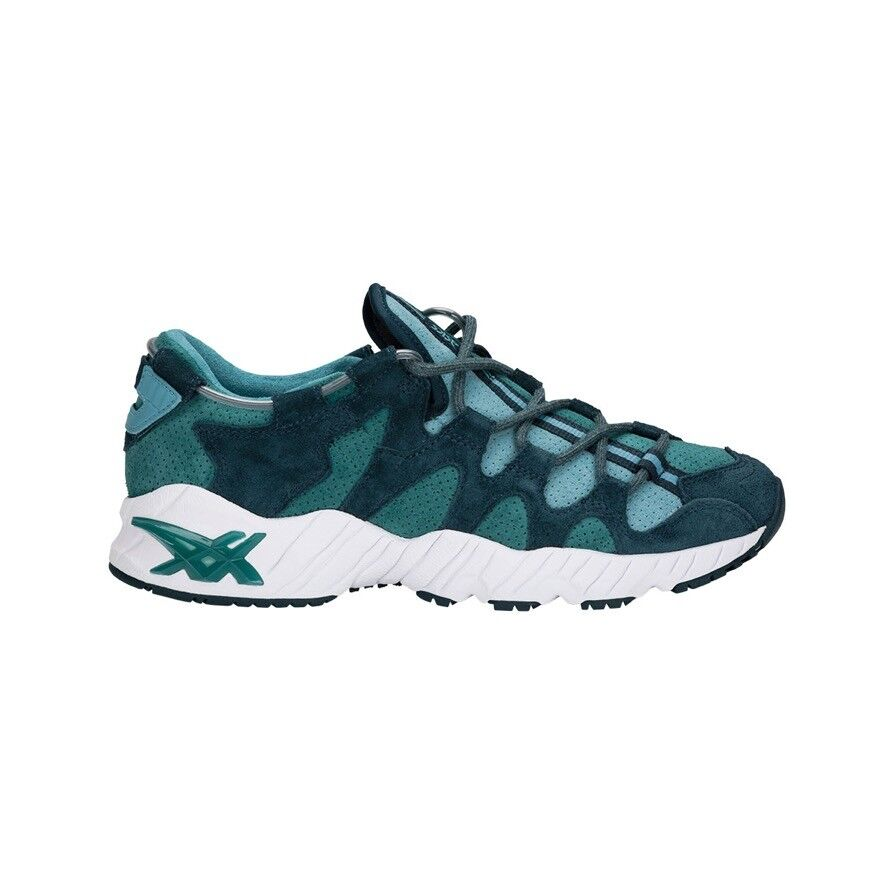 Asics GEL-Mai   1193A043-400   Men's Green Ocean Dark Turquoise blueee Runner