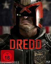 Dredd [Blu-ray] [Limited Collector's Edition] Karl Urban  * NEU & OVP *