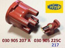 Zündverteilerkappe + Verteilerläufer VW GOLF III (1H1) 1.4  1.6  Magneti Marelli