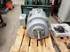 Reliance Dc Motor Model N124a 15hp