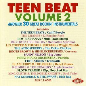 Various-Artists-Teen-Beat-2-Various-New-CD-UK-Import