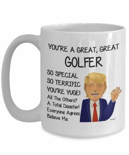 Golfer Mug For Golfer Gifts For Men Women Golfer Coffee Mug For Funny Golfer Cup