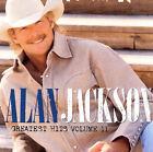 Greatest Hits, Vol. 2 by Alan Jackson (CD, Aug-2003, 2 Discs, RLG)