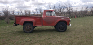 1958 Ford Autres Pick-ups