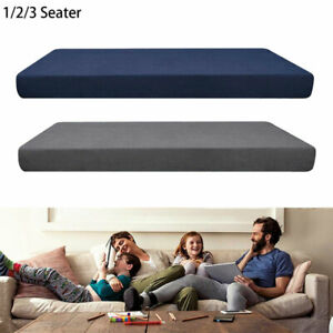Details about Sofa Seat Cushion Cover Couch Slip Covers Replacement Protector Stretchy Fabric