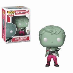 Fortnite Battle Royale Love Ranger POP! Games #432 Vinyl Figur Funko