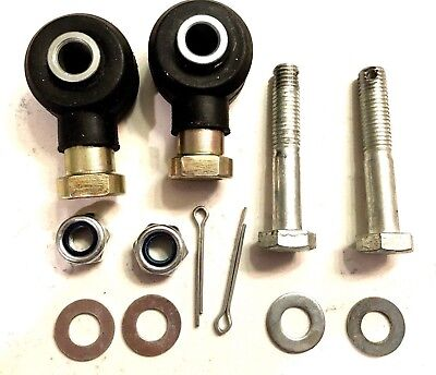 W NUTS /& BOLTS POLARIS RANGER 900 XP joints PAIR OUTER TIE ROD ENDS KIT