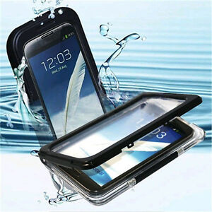 outlet store e2adc 4652f Details about Dive Cover Waterproof Dirtproof Case for Samsung Galaxy S3 S4  Note 2 II N7100