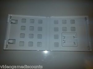 Nintendo 3ds Genuine Oem Replacement Game Cartridge Case Box With