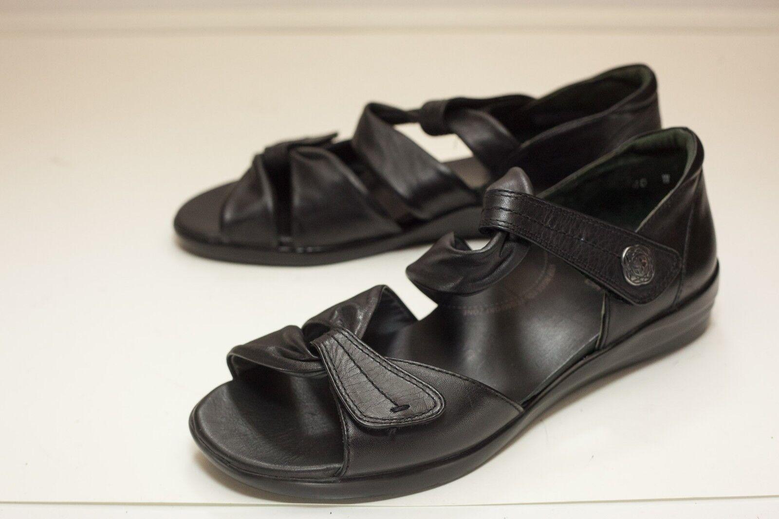 suministro directo de los fabricantes Ziera Ziera Ziera US 9 W Negro Sandalias De Mujer  tienda de descuento