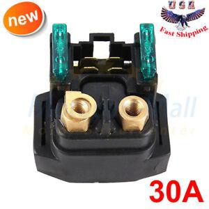 starter solenoid relay for yamaha grizzly 660 yfm660 raptor 660 2002 rh ebay com