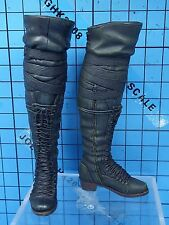 Hot Toys 1:6 MMS139 Resident Evil Afterlife Alice Figure - Black Boots