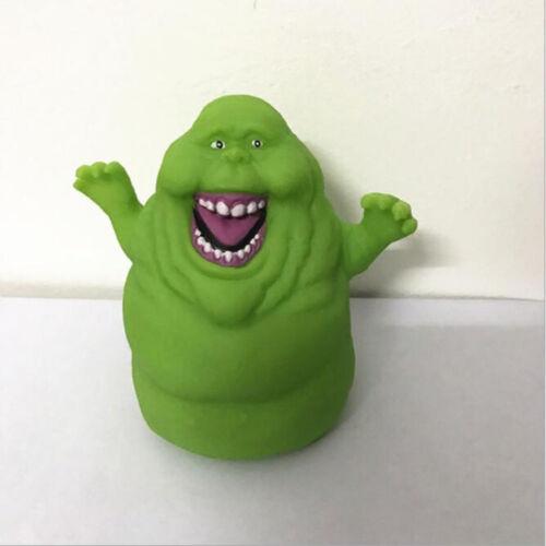 Slimer Green Gooper Ghost Ectoplasma Ghostbusters Cartoon Figure Toy US