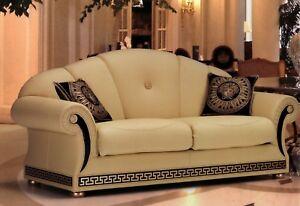 Divano 2 posti classic luxor in pelle extra lusso x for Divano 9 posti