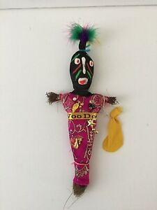 Authentic Traditional Voodoo Doll