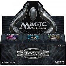 Set Base 2013 Core Set M13 MAGIC 2013 36 Booster Box MTG MAGIC Italian