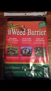 Exceptional Image Is Loading Weed Barrier Blocker All Purpose 4x8 Black Garden
