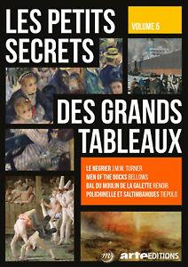 PETITS-SECRETS-DES-GRANDS-TABLEAUX-V-5-DVD