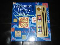 Yarrow Calligraphy Projects Workstation 64 Page Book
