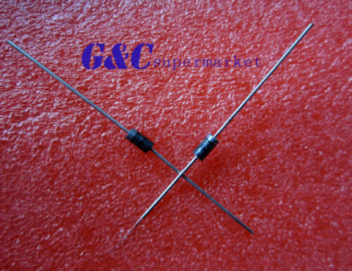 1000PCS UF4007 DIODE Fast Recovery Diodes 1000V 1A DO-41 MIC NEW GOOD QUALITY