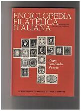 ENCICLOPEDIA FILATELICA ITALIANA Regno Lombardo Veneto 1968