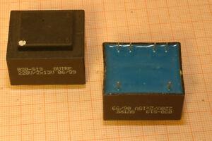 Netz Transformator  Pr. 220V Sek. 2x15V                  31436