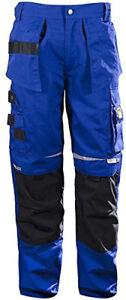 Livraison Rapide Dblade Pantalon Homme Multipocket Renforcé Work Wear Pantalon Certifié Ce En14404-afficher Le Titre D'origine
